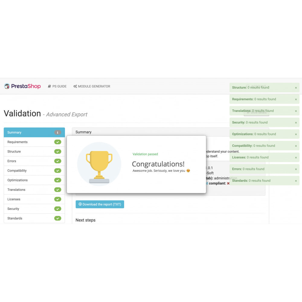 module - Data Import & Export - Advanced CSV Export For 9-in-1(Product-Category etc) - 5