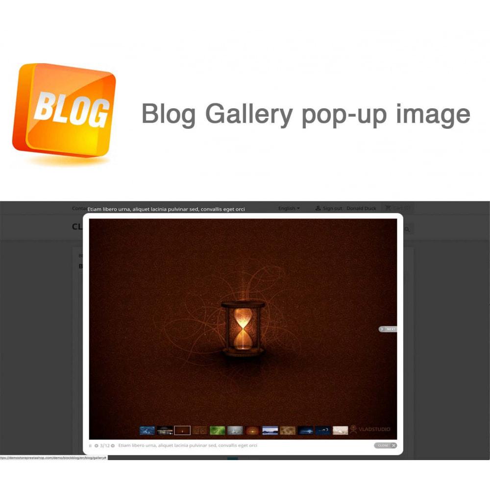 module - Blog, Forum & Actualités - Blog PRO + Programme de fidélité - 24