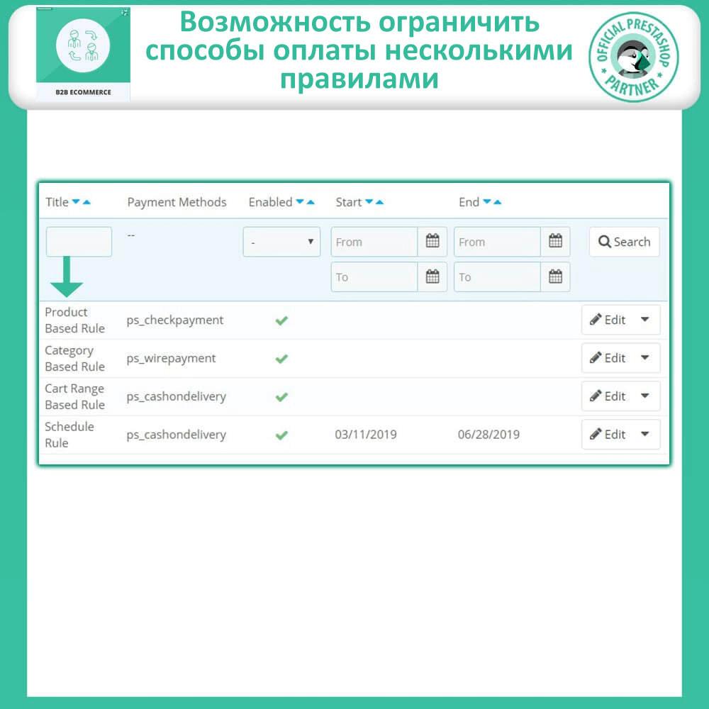 module - B2B - B2B Электронная коммерция - 32