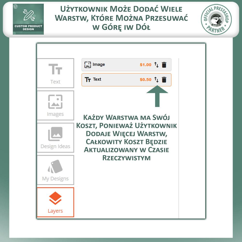 module - Deklinacje & Personalizacja produktów - Projektant Niestandardowego Produktu, Personalizacja - 7