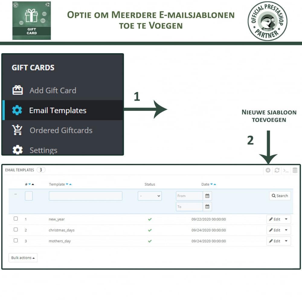 module - Verlanglijst & Cadeaubon - Cadeau Bon - 13