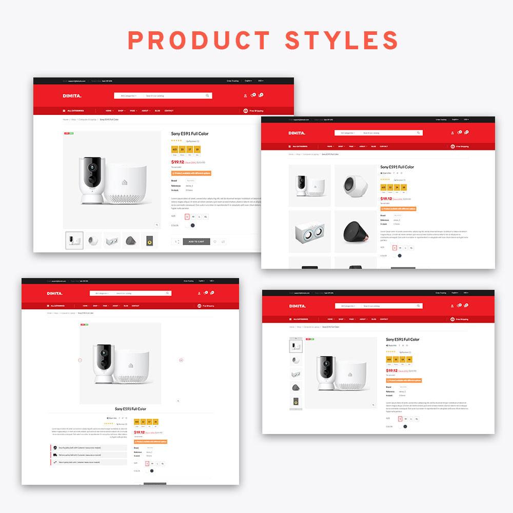theme - Elektronika & High Tech - Dimita - Electronics Ecommerce Store - 7