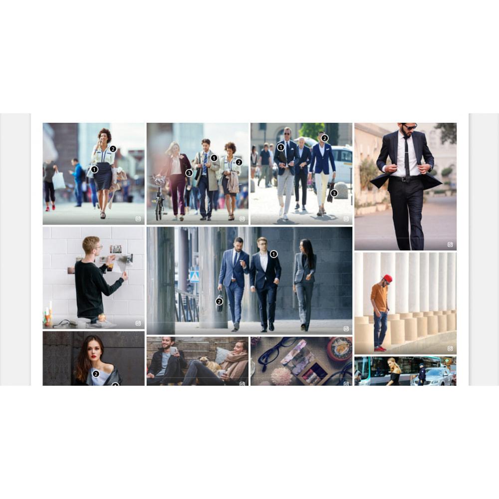 module - Productos en Facebook & redes sociales - Instagram New API Feed - 4