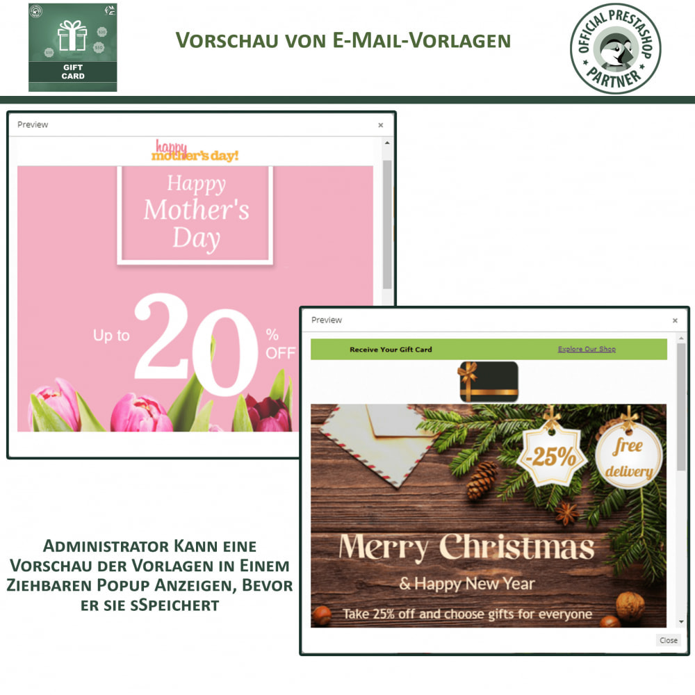 module - Wunschzettel & Geschenkkarte - Geschenk-Karten - 15
