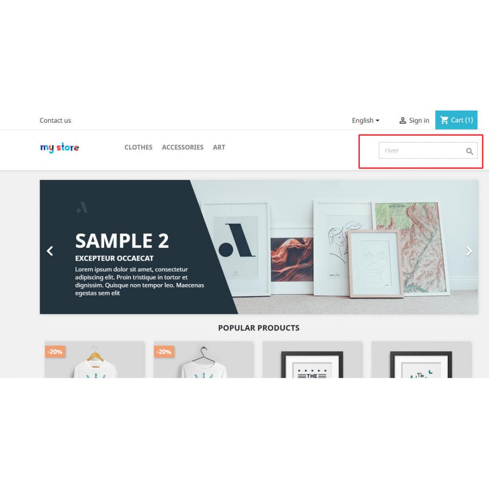 module - Поиск и фильтры - MonoCat - Dynamic Search Placeholder PRO - 6