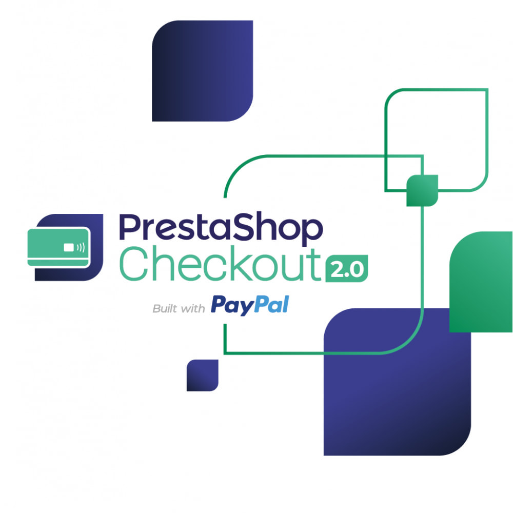 module - Pago con Tarjeta o Carteras digitales - PrestaShop Checkout 2.0 built with PayPal - 1