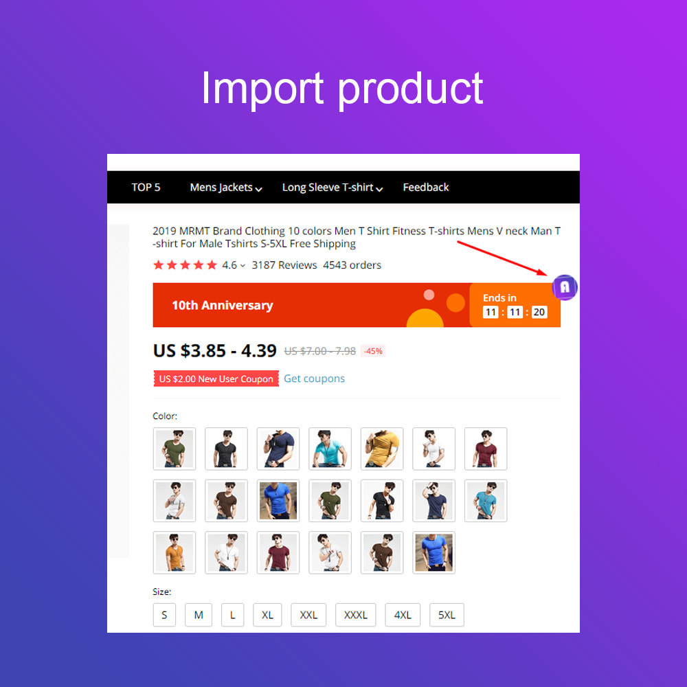 module - Dropshipping - Aliexpress Dropshipping PRO - Autosync - 4