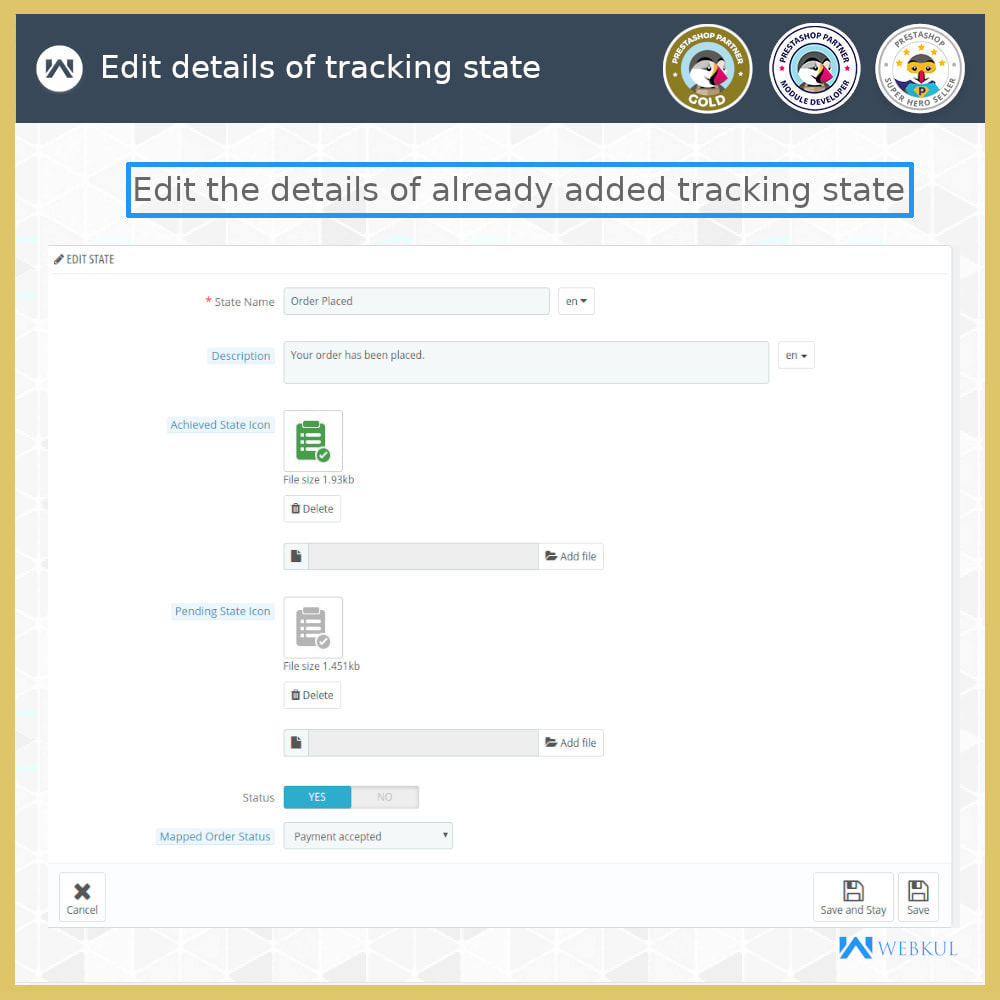 module - Delivery Tracking - Order Tracking - 7