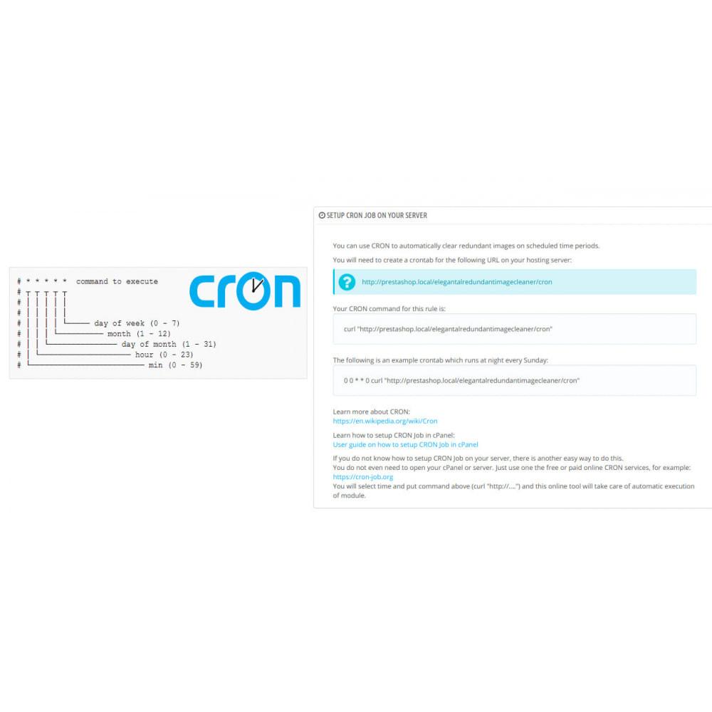module - Rendimiento del sitio web - Redundant Image Cleaner - 6