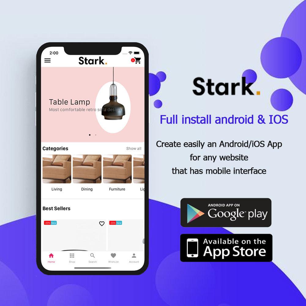 module - Dispositivos-móveis - Stark Mobile App | React Native App for Android & IOS - 4