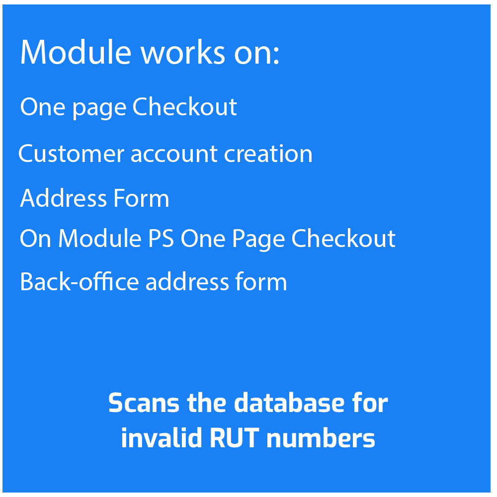 module - Accounting & Invoicing - RUT Validator - 1