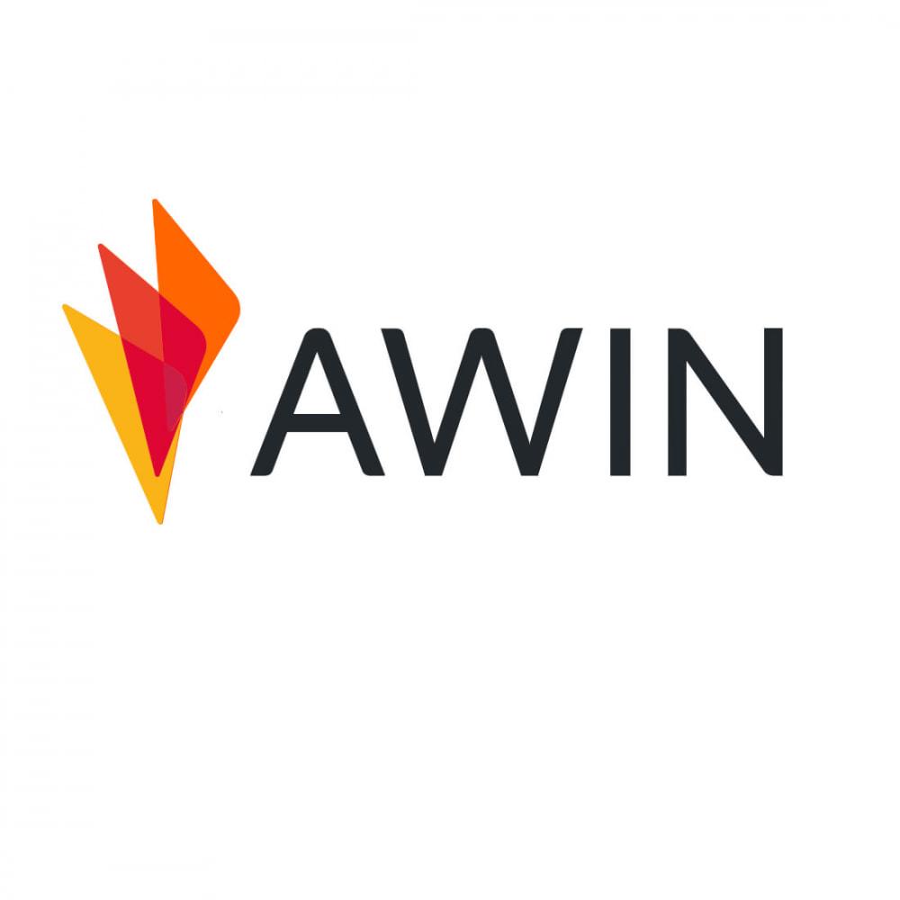 module - SEA SEM (paid advertising) & Affiliation Platforms - AWIN Affiliate Marketing Network Pro - 1