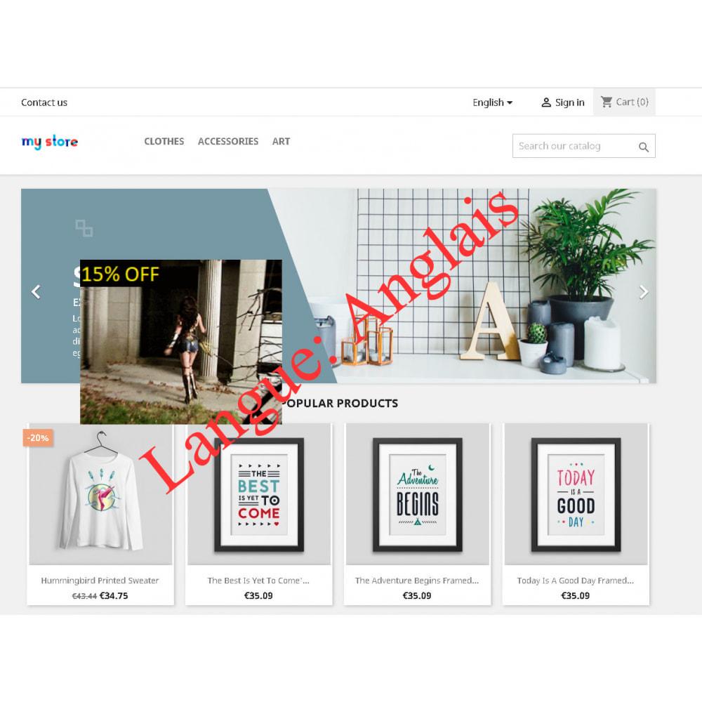 module - Promotions & Cadeaux - Exposition d'images et de vidéos - 1