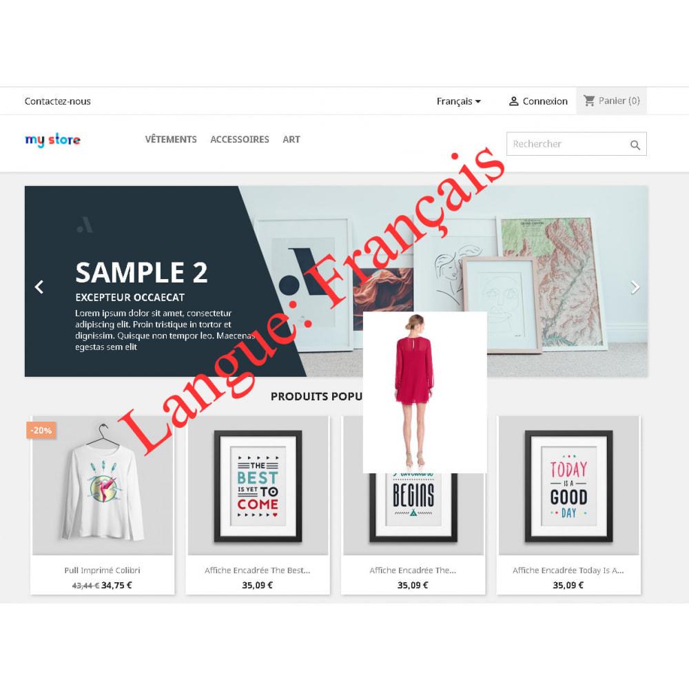 module - Promotions & Cadeaux - Exposition d'images et de vidéos - 2