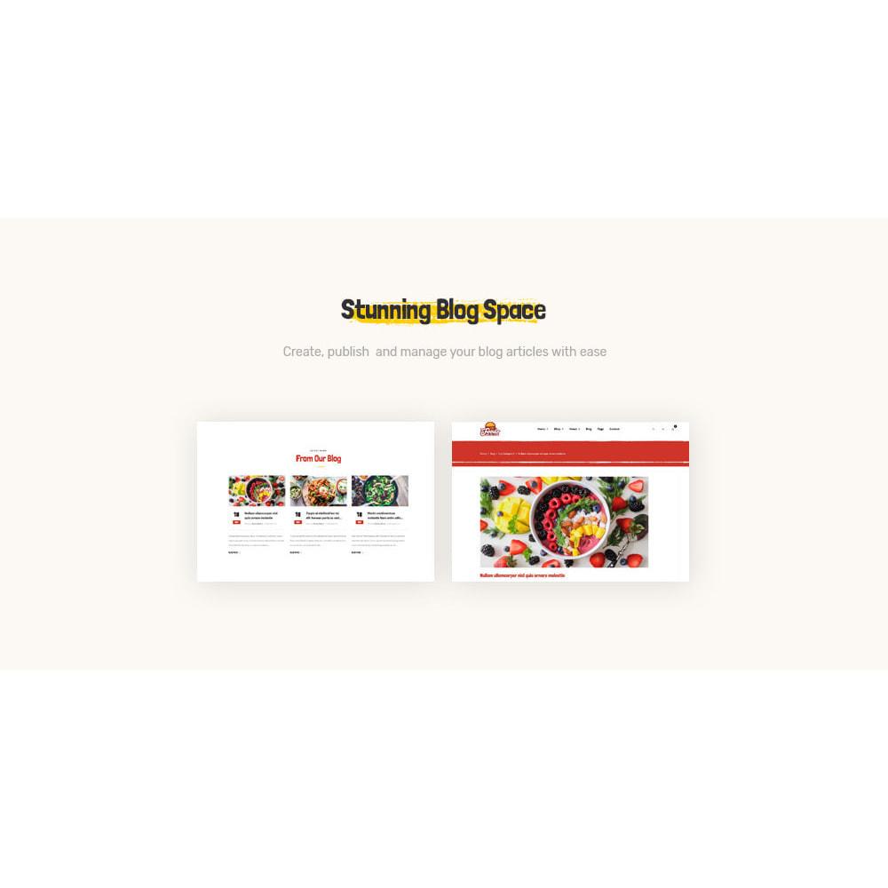 theme - Lebensmittel & Restaurants - Leo Foodo - Fastfood & Restaurant - 7