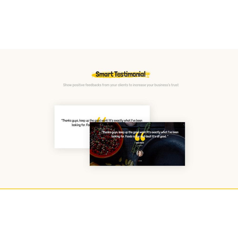 theme - Lebensmittel & Restaurants - Leo Foodo - Fastfood & Restaurant - 9
