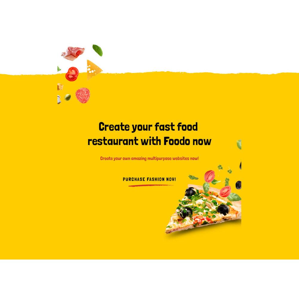 theme - Lebensmittel & Restaurants - Leo Foodo - Fastfood & Restaurant - 13