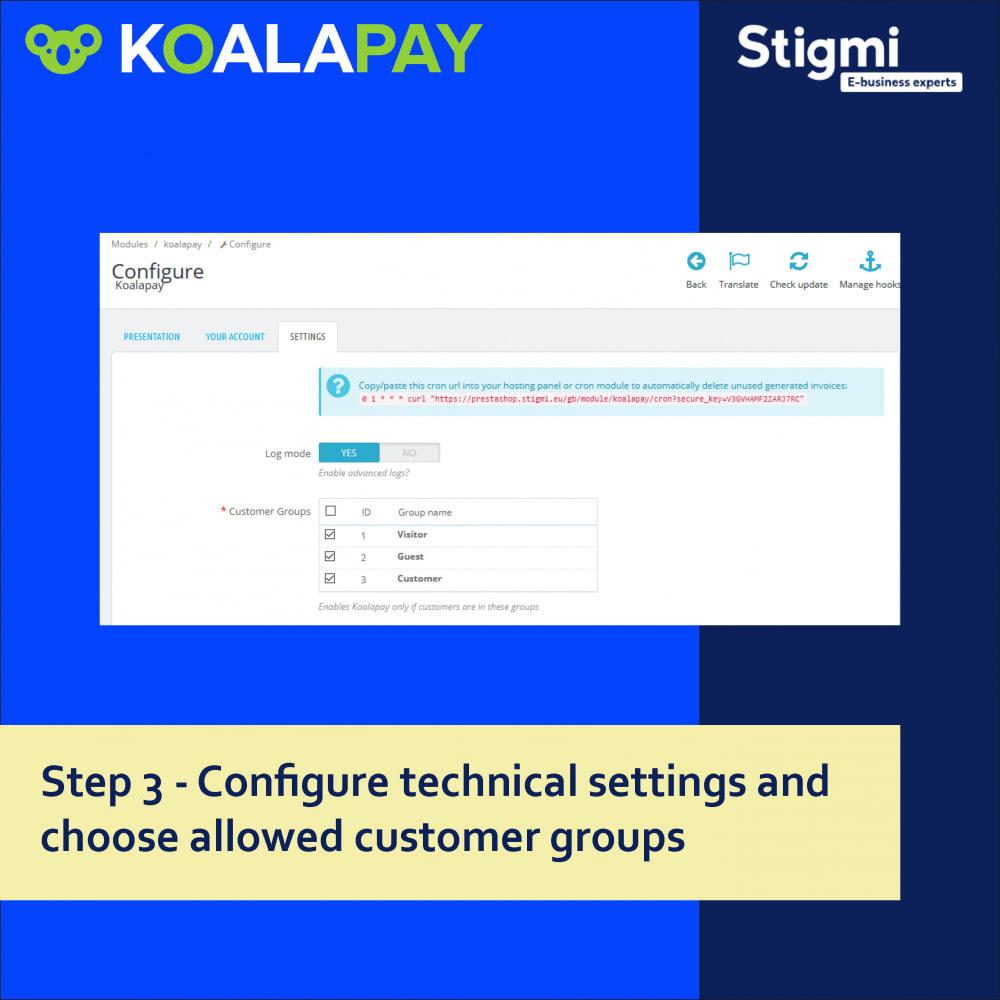 module - Betaling per Factuur - KoalaPay – 30-day B2B payment & invoice factoring - 5