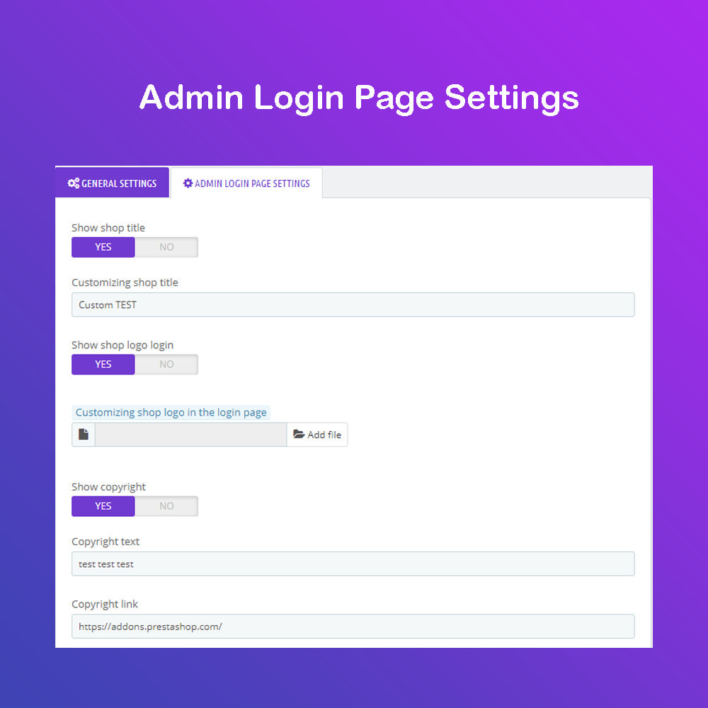 module - Tableaux de bord - Personnaliser la page d'administration PRO - 3