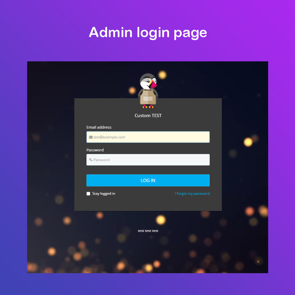module - Dashboard - Personalizza la pagina di amministrazione PRO - 1