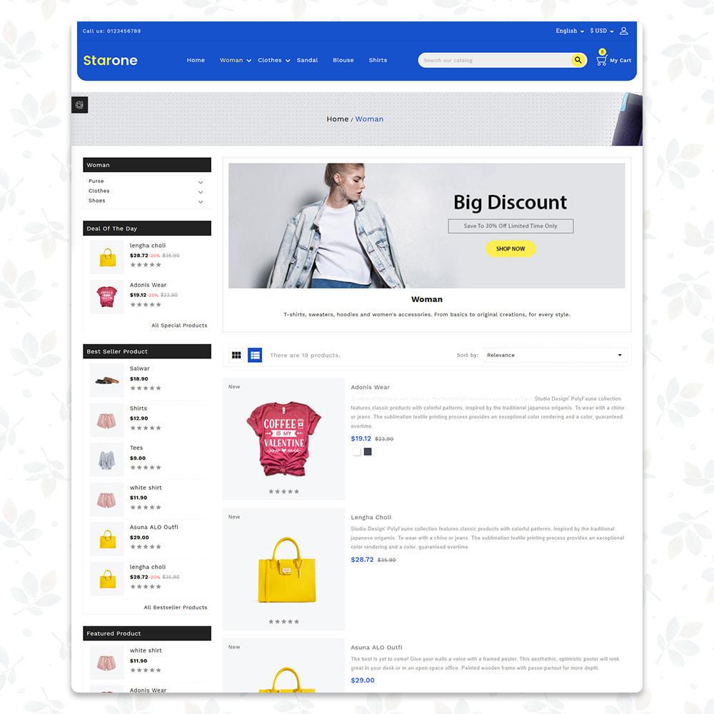 theme - Mode & Schoenen - Star One Store - 3