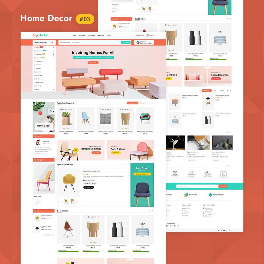 theme - Electronics & Computers - Big Market - Multi-purpose Mega Store - 4