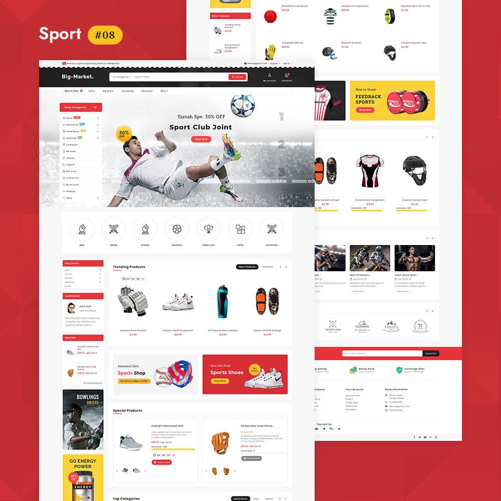 theme - Electronics & Computers - Big Market - Multi-purpose Mega Store - 9