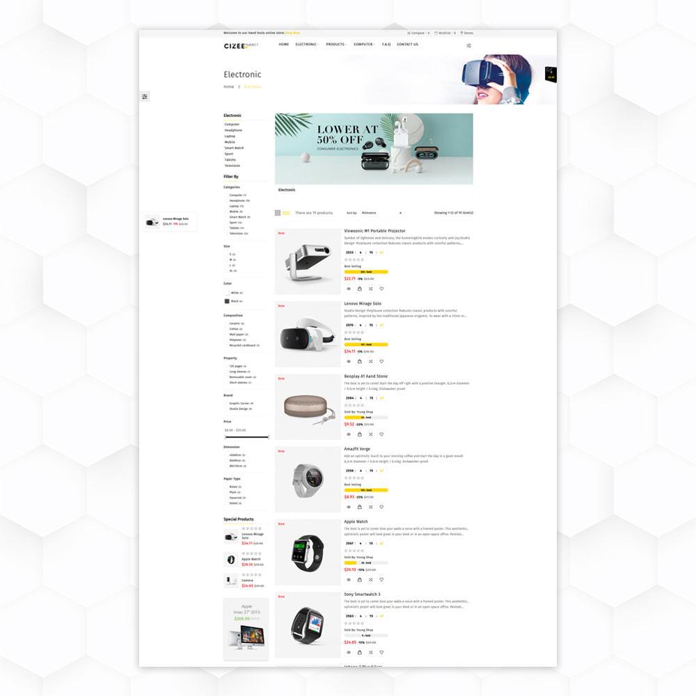 theme - Electronique & High Tech - Clzee Market Store - 4