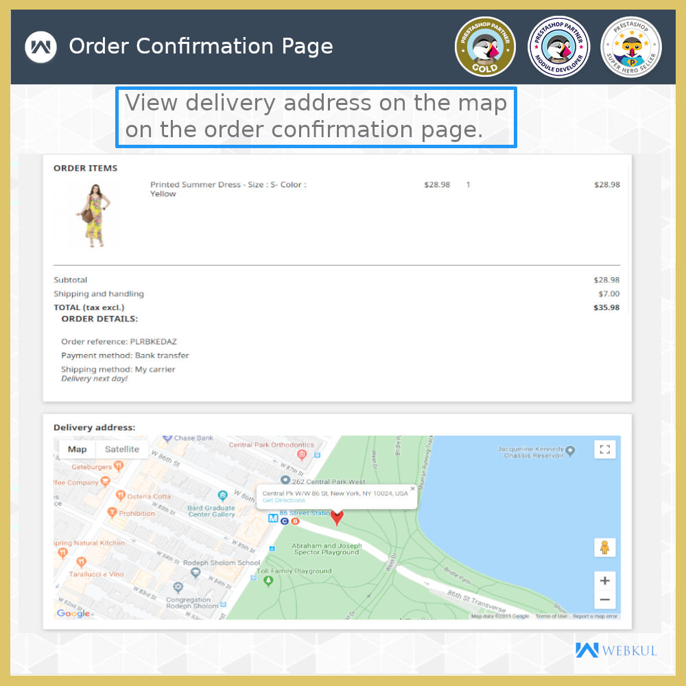 module - Lingue & Traduzioni - Set Your Delivery Location | Tracking Made Easy - 6