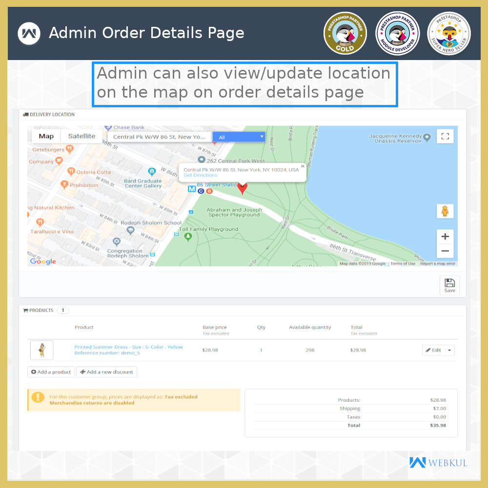 module - Lingue & Traduzioni - Set Your Delivery Location | Tracking Made Easy - 9