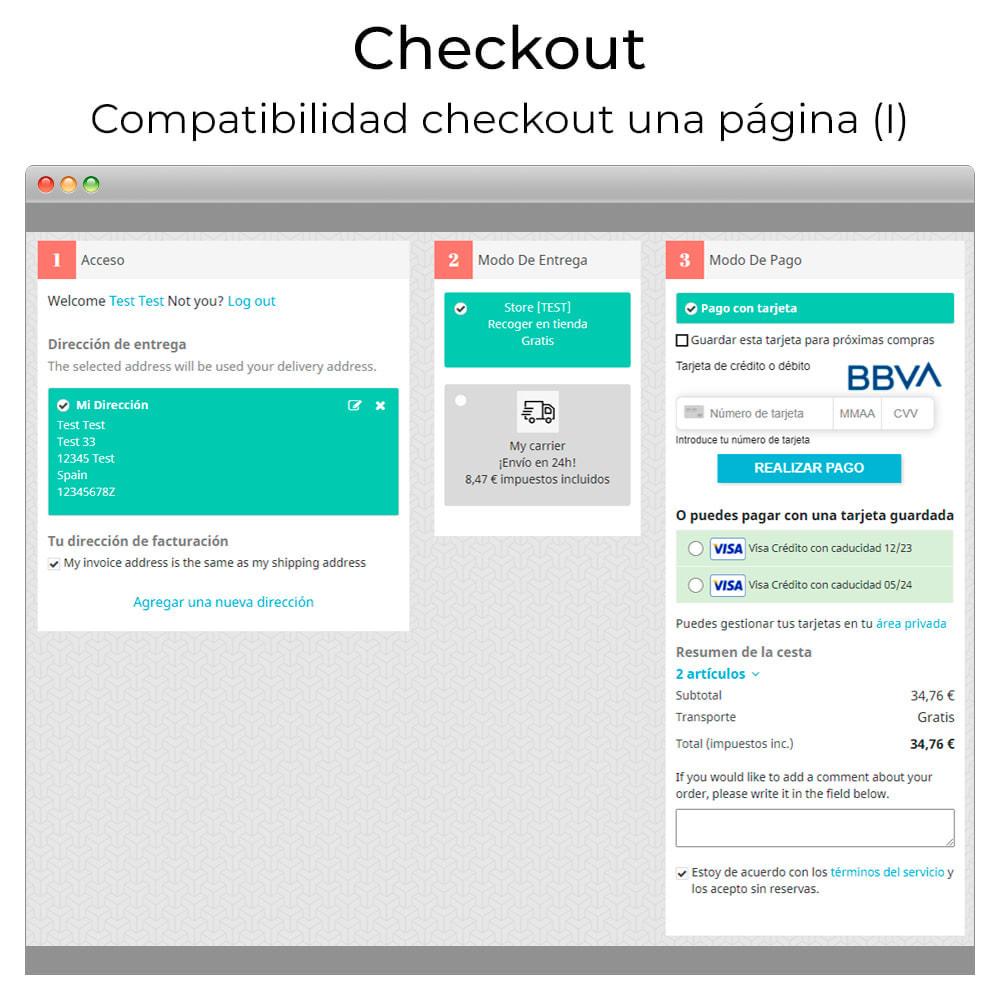 module - Pago con Tarjeta o Carteras digitales - Redsys Insite pago tarjeta y gestión de devoluciones - 11