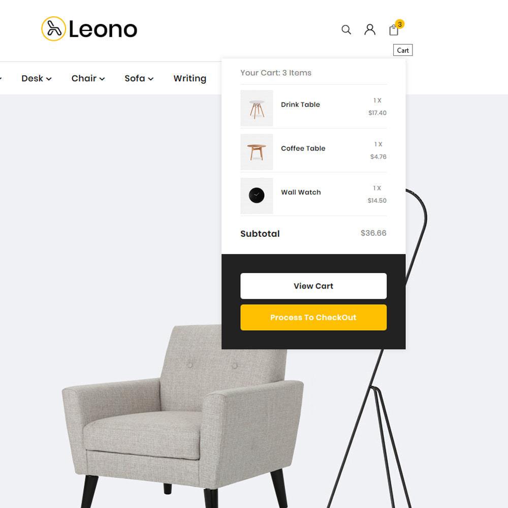 theme - Home & Garden - Furni–Wood–Leono–Furniture Store - 7