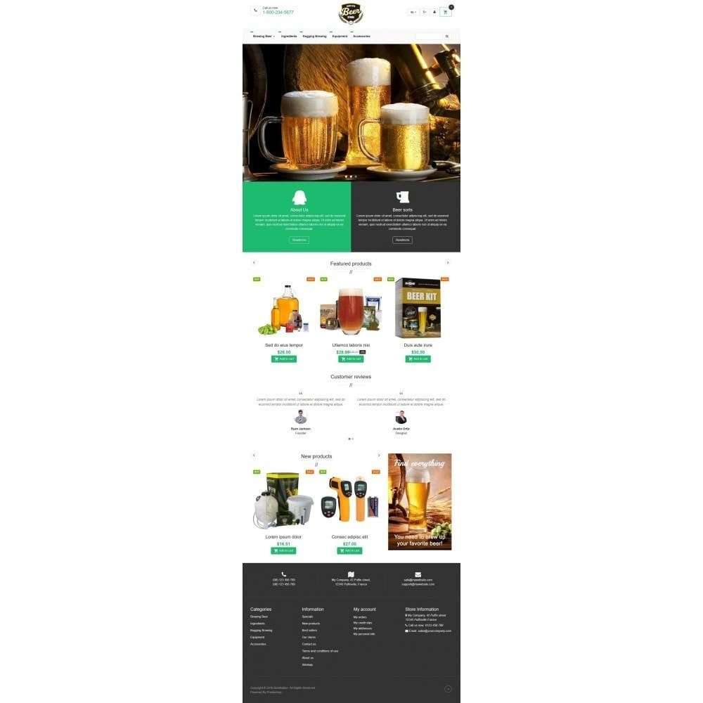 theme - Boissons & Tabac - VP_Beer - Page Builder - 2