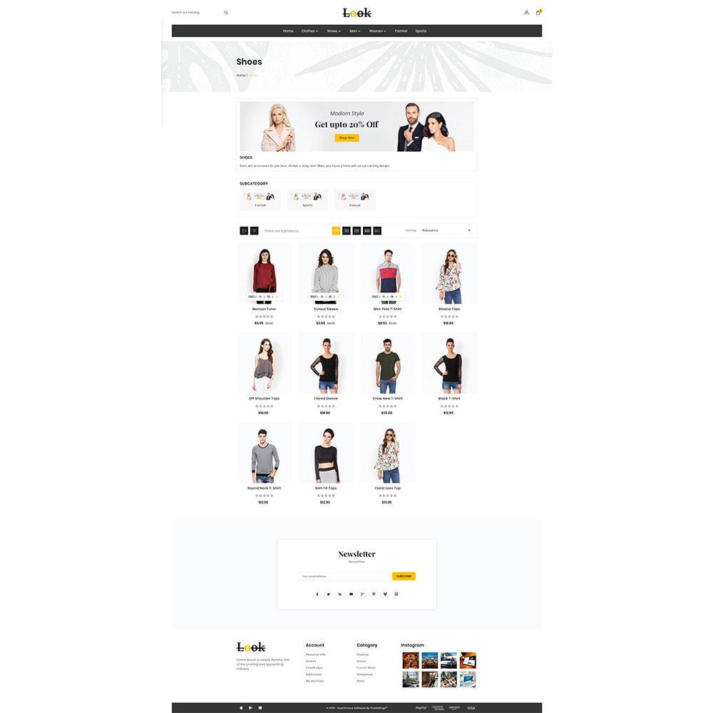 theme - Fashion & Shoes - Look Fashion–Big Mall - 3