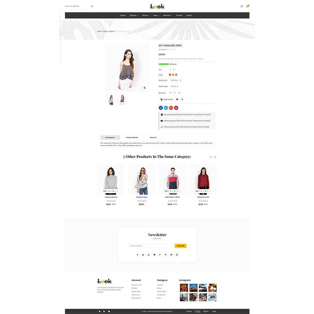 theme - Fashion & Shoes - Look Fashion–Big Mall - 4