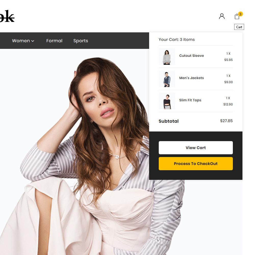 theme - Fashion & Shoes - Look Fashion–Big Mall - 7