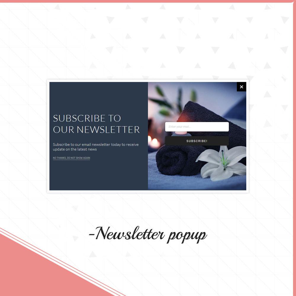 theme - Gesundheit & Schönheit - Cosmatic Bloomley-Cosmatic Shop - 10