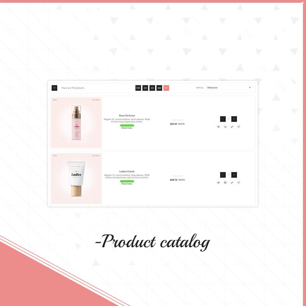theme - Gesundheit & Schönheit - Cosmatic Bloomley-Cosmatic Shop - 11