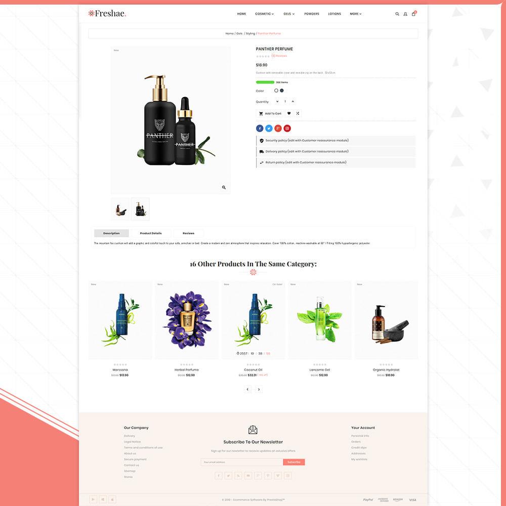theme - Mode & Schuhe - Cosmétique-Freshael Cosmatic Shop - 4