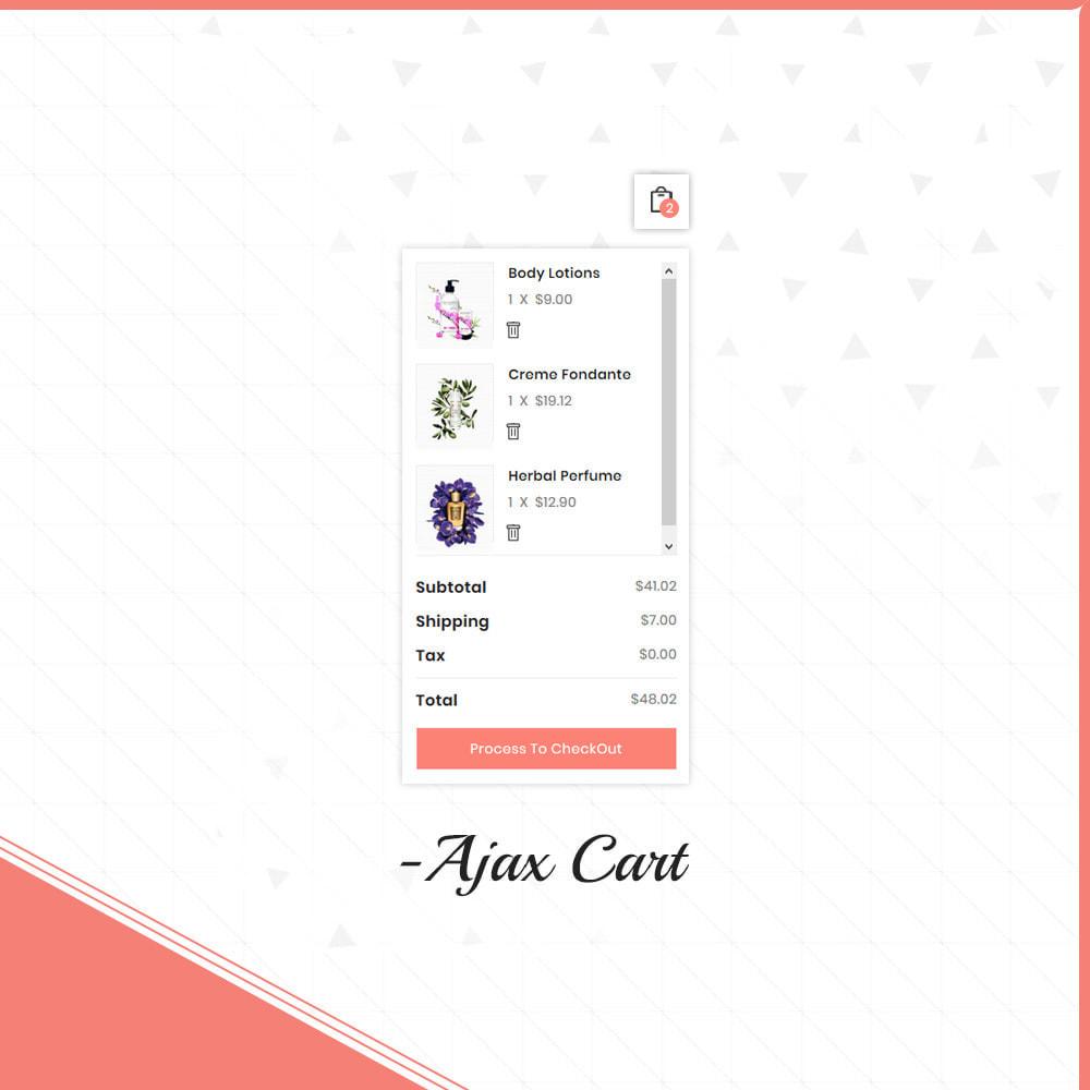 theme - Mode & Schuhe - Cosmétique-Freshael Cosmatic Shop - 7