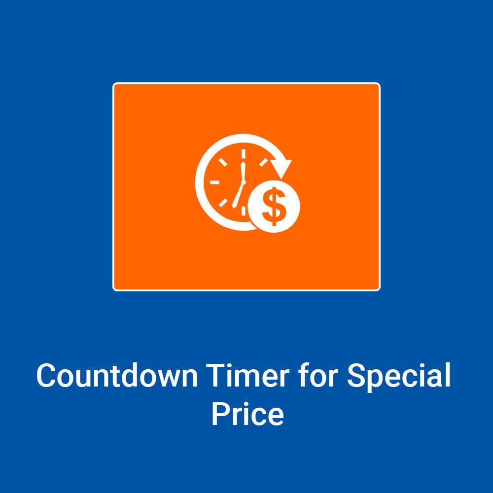 module - Ventas Privadas y Ventas Flash - Countdown Timer for Special Price - 1
