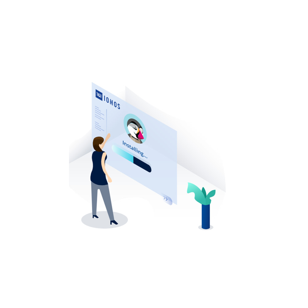service - Hosting - IONOS Web Hosting - 4