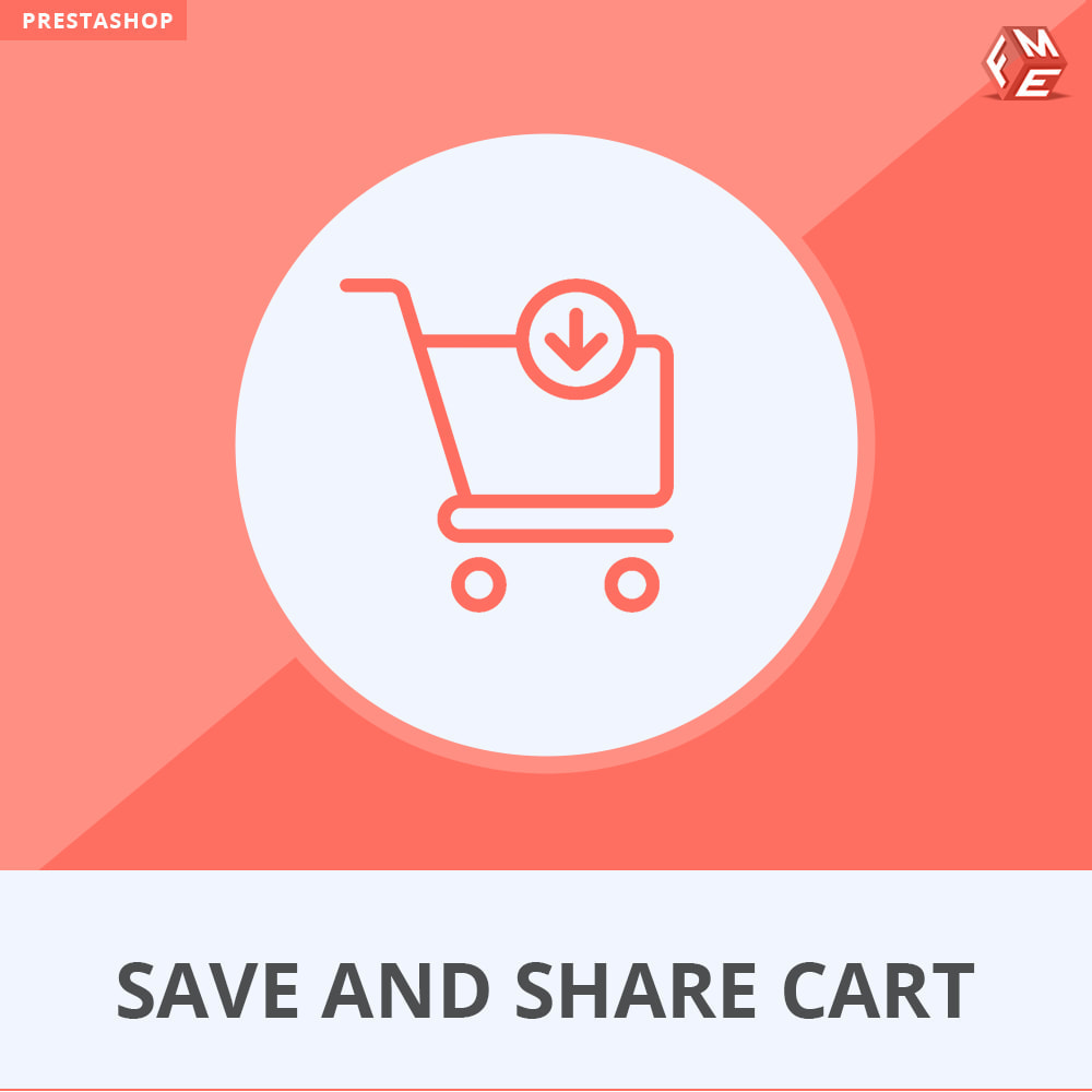 module - Registration & Ordering Process - Save and Share Cart - 1