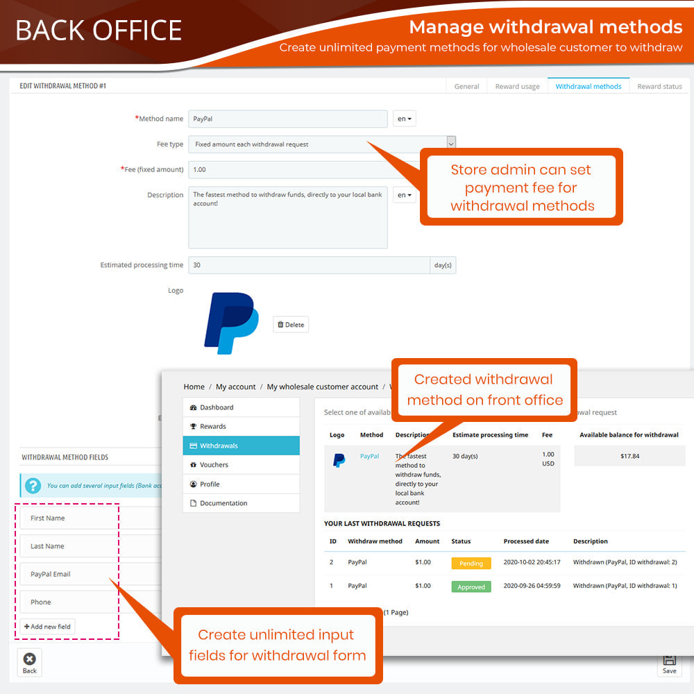 module - Flash & Private Sales - Wholesale B2B - PrestaShop wholesale module - 21