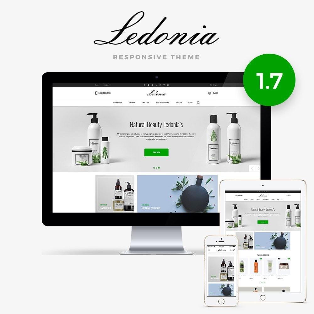 theme - Santé & Beauté - Ledonia Cosmetics - 1