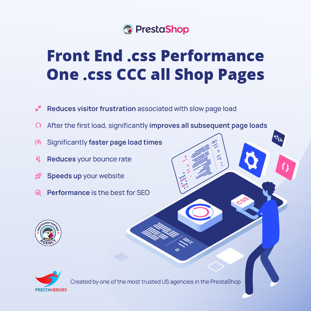 module - Website Performance - Front End .css Performance One .css CCC all Shop Pages - 1