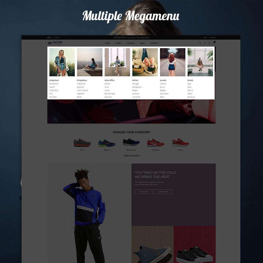 theme - Moda & Calzature - Outis - Fashion and Shose online store - 2