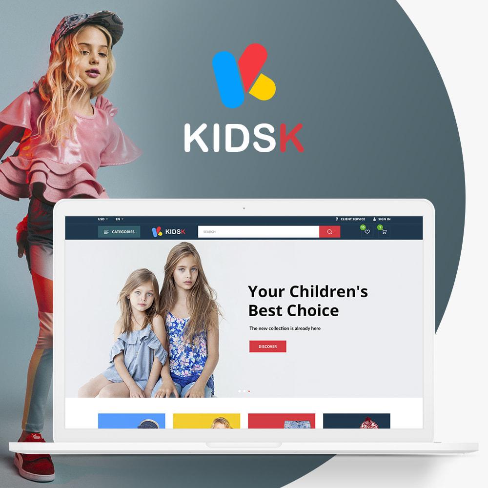theme - Enfants & Jouets - KidsK - 1