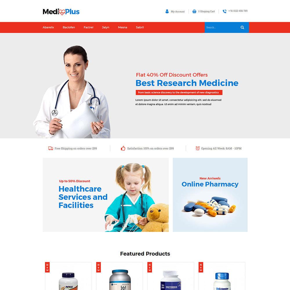 theme - Saúde & Beleza - Medical - Drug  Store - 2