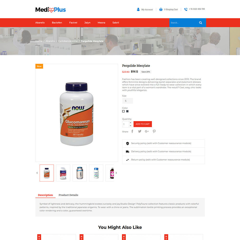 theme - Health & Beauty - Medical - Drug  Store - 5